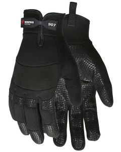 Majestic 2137 5 70 Armor Skin Synthetic Leather Gloves